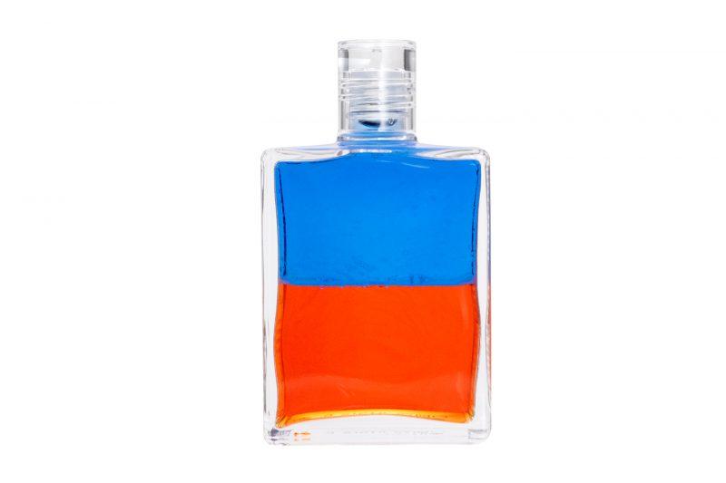 72番のイクイリブリアムボトルはブルーとオレンジ
