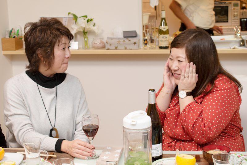 社長と新メンバーの小田和さん
