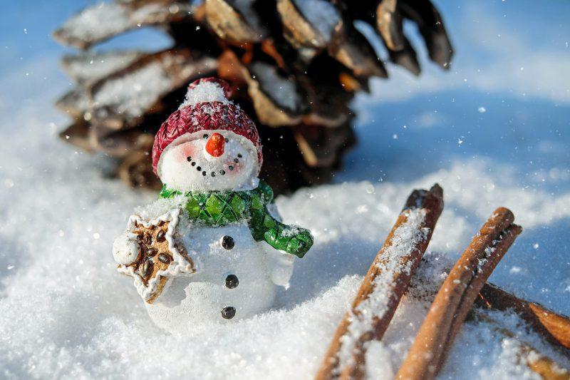 冬期休暇のおしらせ